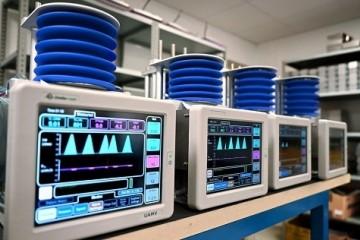 苹果供货商Flex拟每月出产3万台呼吸机协助应对疫情