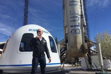 太空旅行获FAA批准贝索斯将于7月20日飞向太空边缘