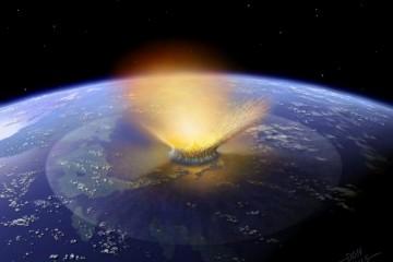 导致恐龙灭绝的大型小行星碰撞频率比预期高10倍