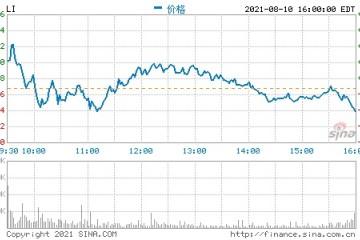理想汽车港股IPO募资约115.5亿港元8月12日上市交易
