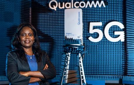 高通公司(Qualcomm)首席系统工程师 Lola Awoniyi-Oteri博士